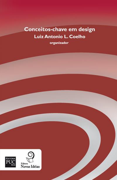 Capa do livro Conceitos-chave em design