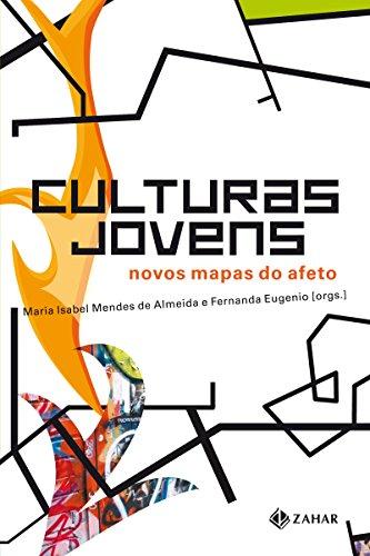 Capa do livro Cultura Jovens